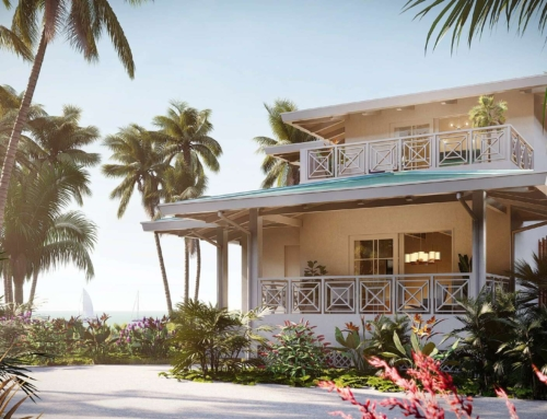 Legacy Global Development Today Announced the Launch of Four New Beach Villas for Sale at Orchid Bay, Belize